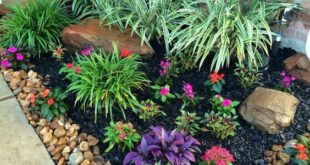 10 Pretty And Simple Flower Garden Ideas for Summer Time