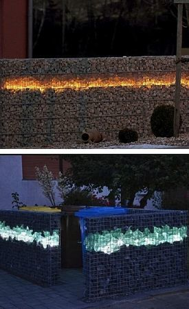 12 Gorgeous Gabion Ideas For Backyards - Container Water Gardens