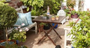 Small garden ideas to make the most of a tiny space