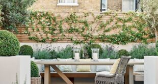 A London house that is the perfect blend of city and country style