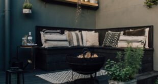 Decking for your outside living space | design inspiration for small gardens