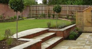 How to cope with... a sloping garden - ALDA Landscapes