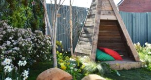 Love Your Garden: The first finished garden makeover photos