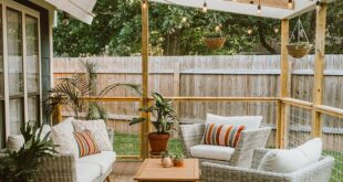 These Pergola Ideas Will Add Style and Shade to Your Backyard