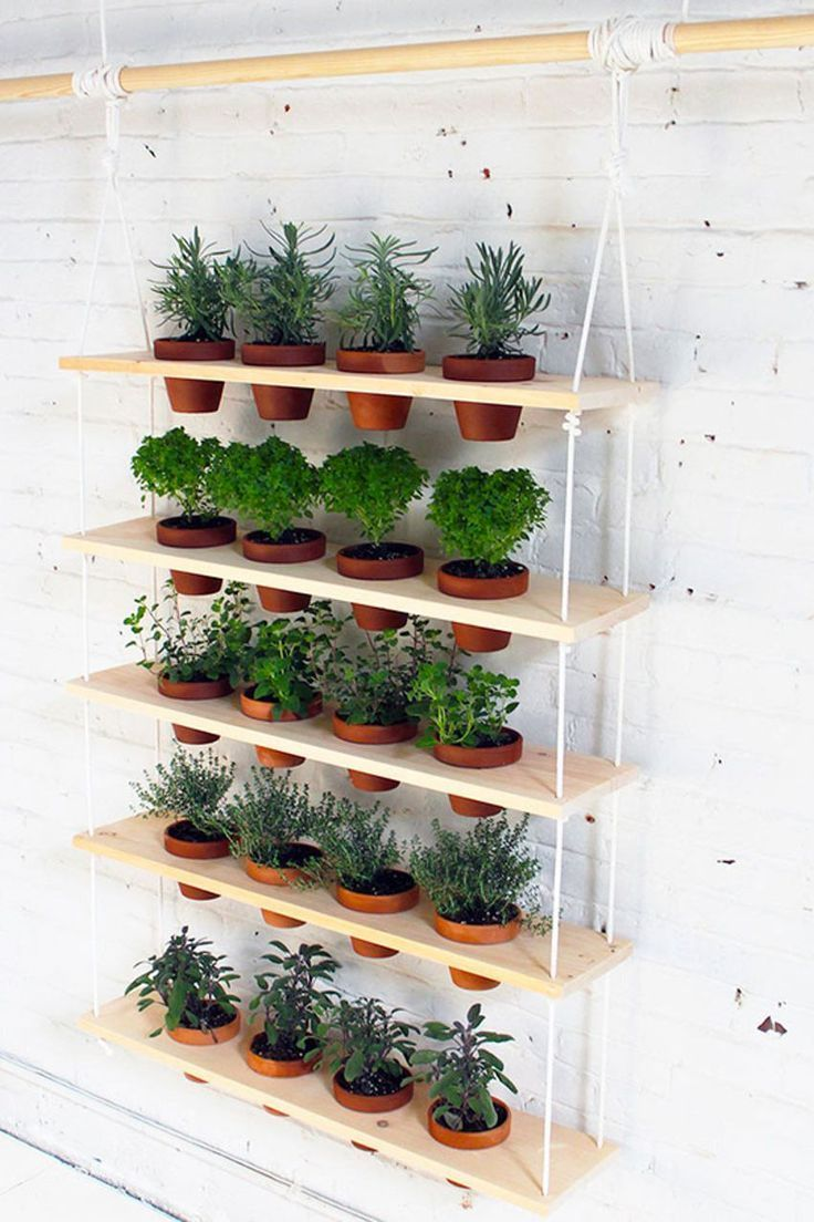 These Vertical Garden Ideas Are Perfect for Small Spaces