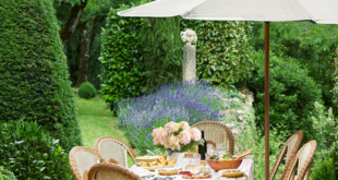 Wander Through These 15 Romantic French-Style Home Gardens