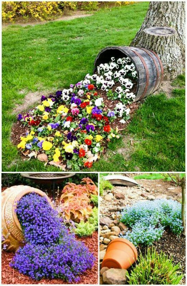 #gartenideen If your yard is tiny, and also you need some Small Garden Style Suggestions, you... - Garten